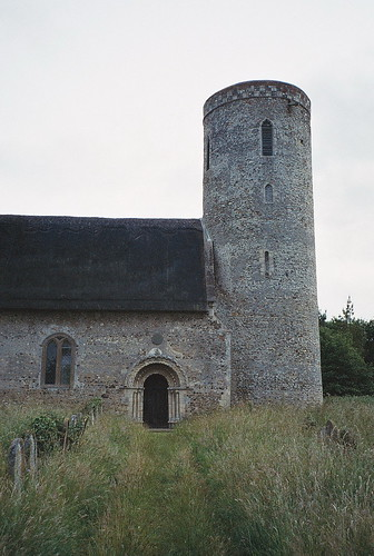 Hales: Church of St Margaret (Norfolk)