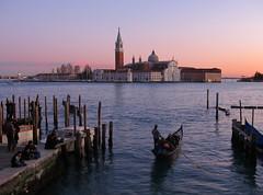 San Giorgio - sunset II (Lanfranch) Tags: venice europa italia laguna venezia sanctus adriatico repubblicaitaliana christianism veneta georgius mediterraneus