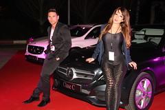 2-Citycar Sur presenta los nuevos Mercedes-Benz Clase C y GLA con la espectacular actuación de Nancys Rubias