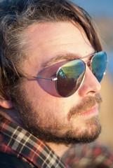 Joe in Big Sur (Arlette) Tags: portrait bigsur