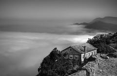 Santa Tecla (Too Vila) Tags: santa garda niebla mirador guardia tecla tegra