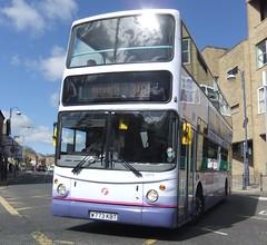 Huddersfield (Andrew Stopford) Tags: volvo first alexander huddersfield alx400 b7tl w773kbt