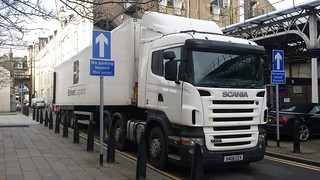Bidvest Logistics SN08 CEV