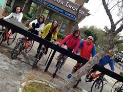 Walkers - 13 aprile 2014 (cepatri55) Tags: rita bikes aprile manuela walkers giulia bianchi gruppo 2014 biciclette cesare camminando cepatri cepatri55 camminatori renili