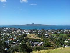 023 - Motutapu Island vu de Devonport