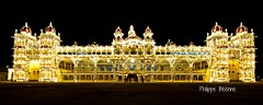 Inde du Sud 2014 - Mysore (philippebeenne) Tags: sundaylights inde india landscape light mysore night palace palais sundaylight