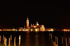 San Giorgio's at night