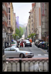 2743c (Pag...Juan Hernndez) Tags: calle nikon juan ciudad bilbao trfico euskadi hernandez maqueta d610