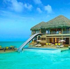 Le top  Maldives (leptitvoyageur) Tags: voyage travel sea mer beach island ile  maldives plage