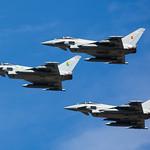 Battle of Britain 75th Anniversary Flypast: Typhoons thumbnail