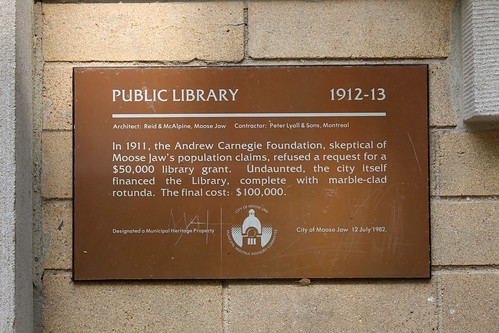 Moose Jaw Public Library (Moose Jaw, Saskatchewan)