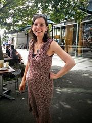 Anais enceinte 2