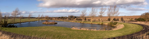 Markle Fishery Panorama