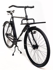 WorkCycles Stallion (@WorkCycles) Tags: amsterdam bicycle bike classic custom dutch fiets herenfiets klassieke maatwerk opafiets workcycles zwart zwarte