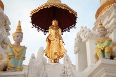 Shwedagon Pagoda in Yangon, Myanmar (alida behind the camera) Tags: burma myanmar yangon shwedagonpagoda phaya southeastasia asia buddhism buddhist buddha stupa gold golden monk monks religion clulture night daylight