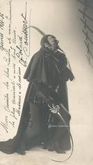 COUSSART, Charles to Jean COLARD, Méphistophélès, Faust, Théâtre Royal de Gand, 1935-1936 (Operabilia) Tags: claudepascalperna opera autograph autographe gand ghent théâtreroyal vinabovy soprano opéraroyal operabilia generalmanager jeancolard charlescoussart faust gounod méphistophélès
