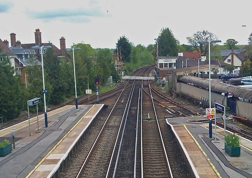 Brockenhurst Station ( New Forest )