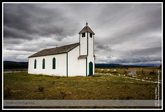 The McDougall Church at Morley, Alberta (Sean Phillips) Tags: white canada flower calgary church beautiful landscape pretty crocus historic alberta mission historical organic prairie deciduous pasqueflower pasque perennial stoney morley 3x3 mcdougallchurch blackfoot unitedchurch mcdougall crocii prairiecrocus photobyseanphillips stoneynakoda mcdougallstoneymission
