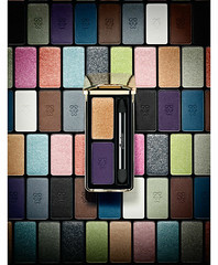Guerlain Ecrin 2 Couleurs  Fall 2013 (BeautyAlmanac) Tags: fall beauty makeup looks cosmetics guerlain guerlainvoilettedemadamemakeupcollection