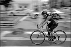 Masi (paga4flickr) Tags: bw bike bicycle noiretblanc bikes nb bicycles summicron 35 asph spd vlo vlos acros100 iiig superprodol