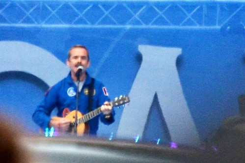 Chris Hadfield by MrGuilt, on Flickr