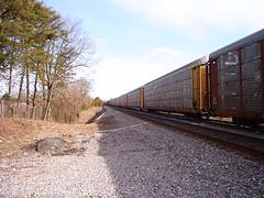 Rail Cars (Mr. Low Notes) Tags: railroad minolta traintracks tracks dimage minoltaex1500