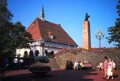 West Germany   -   Schwarzwald   -    Freudenstadt    -   September 1985 (Ladycliff) Tags: schwarzwald westgermany freudenstadt