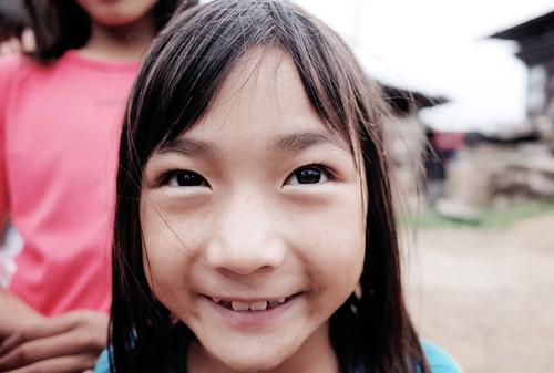 ブータン女子
