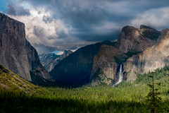 Tunnel View, Spring Storm Arriving, #45 (andertho) Tags: california park storm spring cool nps national valley yosemite halfdome uncool elcapitan bridalveilfalls d800 cloudsrest tunnelview warefall cool2 cool5 cool3 cool4 cool7 uncool2 iceboxcool