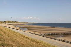 Zoutelande (bies) Tags: ocean summer holland tourism beach water netherlands strand seaside zeeland beachlife zee zomer zand groynes walcheren zoutelande