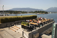 Vancouver Convention Center - LMN (9) (evan.chakroff) Tags: canada vancouver britishcolumbia da conventioncenter 2009 mcm lmnarchitects lmn vancouverconventioncenter evanchakroff vcec vancouverconventionexhibitioncenter chakroff