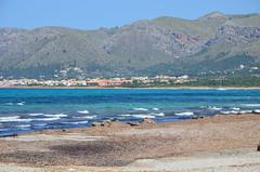 mediterranean  Coastline (Ginas Pics) Tags: blue vacation españa green tourism beach smart spain holidays europe mediterranean espana spanish mallorca touristattraction ginaspics mediterraneanlandscape bestofspain httpginanews05blogspotcom nikond5100 reginasiebrecht