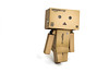 Danbo (photography.andreas) Tags: tagged figure danbo productphotography revoltech canonef50mmf25compactmacro produktfotografie danboard danboo