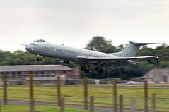 """Tartan 32"" (TayportTT) Tags: uk photography scotland aircraft aviation air airshow raf vickers vc10 2013 rafleuchars leucharsairshow egql za147 rafleucharsairshow2013 tartan32"