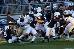 Jesse Della Valle (puffclinty) Tags: football state florida stadium central beaver knights penn lions nittany ucf psu