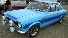 Ford Escort - Mark 1 - RS - Kop_Hill_2013