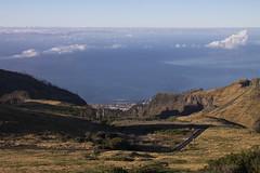 Above Funchal.... (konceptsketcher) Tags: above city sea sky portugal nature landscape island photography islands pico madeira areeiro 2013 canon1100d konceptsketcher