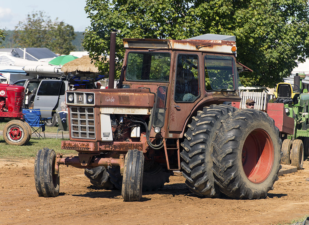 Turbocharger Kits Farm Tractors : The world s most recently posted photos of farmall and