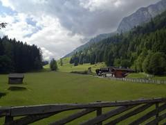 Lechnerhusl (Anke L) Tags: mountains alps restaurant austria day cloudy alm rauris 2013 krumltal raurisertal