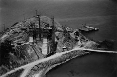 Building the Bay Bridge 1934 (mybelair62) Tags: bridge island bay yerba 1934 buena