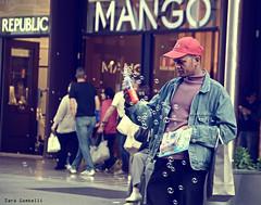 Never stop dreaming (sara_gambelli) Tags: street portrait people streetart man nikon dream streetphotography streetphoto ritratti ritratto reportage sogno nikond7000