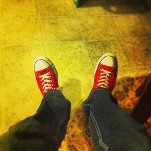 Any body want some chucks   #shoes #red #converse #chucks #killeen #killeentx #texas #home