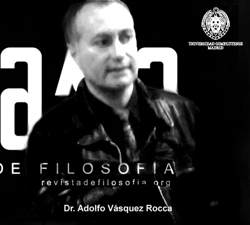 Adofo Vasquez Rocca - Seminario Filosofía Contemporánea