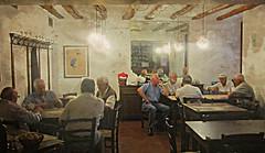 Una vecchia osteria nel centro storico di Feltre (Belluno) (Valerio_D) Tags: feltre veneto italia 2012estate texture italy 1001nights 1001nightsmagiccity vincitricesoloconcorsi