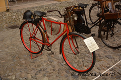 Fireman's bike (Andrix Inc - https://www.facebook.com/andrixincph) Tags: bike bicycle fireman bici bicicletta oldbike pompiere