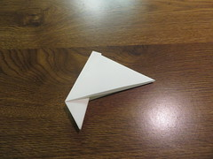 Ghost (Square) (05) (origamiguy1971) Tags: square origami ghost step fold esseltine origamiguy origamiguy1971 stepfold