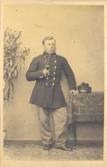 Menig fra 4. infanteriregiment, 1864 (Rigsarkivet - Danish National Archives) Tags: private soldier war 1864 menig oldat deutschdänischekrieg zweiterschleswigscherkrieg zweiterschleswigholsteinischerkrieg