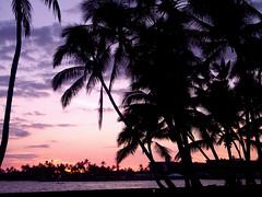 Sunset Kona Hawaii (totoro - David D.) Tags: sunset usa sun island hawaii soleil ile bigisland kona coucherdesoleil waikoloa kailuakona etatsunis hawa waikoloabeach
