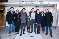 """The Digital Tourism Think Tank team • <a style=""""font-size:0.8em;"""" href=""""http://www.flickr.com/photos/95599160@N04/11082363366/"""" target=""""_blank"""">View on Flickr</a>"""