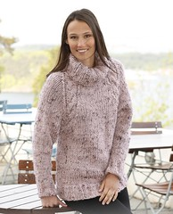 Womens Rollneck wool jumper (Mytwist) Tags: woman wool design drops warm turtleneck raglan 302 garnstudio sweatergirl rollneck rollkragen водолазка перемычка